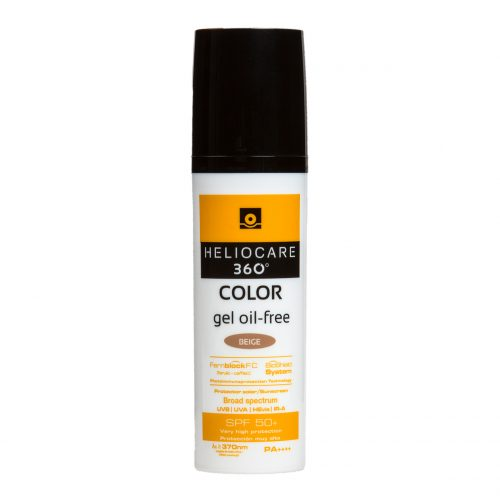 Heliocare 360º Color gel oil-free SPF 50+